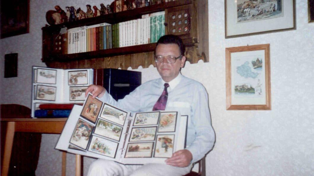 Jerzy Zieliński - autor katalogów pocztówkowych