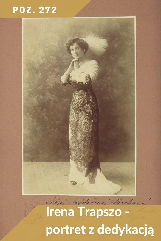 Aukcja 133 - Poz. 272 - Irena Trapszo