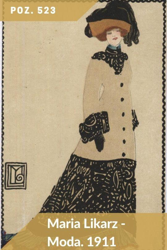 Poz. 523 - Maria Likarz - Moda